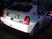 Lancia Delta HF Integrale 2.0 16V turbo: