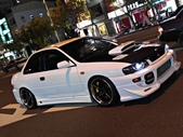 Subaru Impreza WRX STi Type-R V specs 2.0 B4: