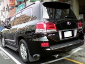Lexus LX 570 5.7 V8 4WD 車頂置物架版: