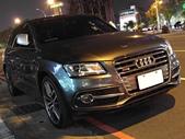 Audi SQ5 Supercharged 3.0 V6: