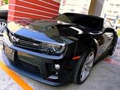 Chevrolet Camaro ZL1 6.2 LSA V8 Supercharged:
