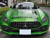 M-Benz AMG GT R 4.0 V8 Biturbo Green Hell Magno: