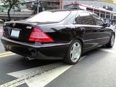 Mercedes-Benz S600 5.5 V12 Twin Turbo (W220):