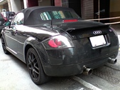 Audi vs MTM:TT Roadster