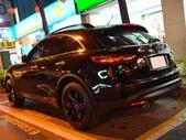 Infiniti QX70S 3.7 V6 (S51) 黑曜戰神限量版: