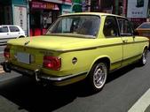 BMW 2002 2.0 1968-1975: