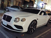 Bentley Continental GT 4.0 V8 S Twin Turbo: