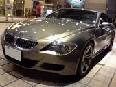 BMW M6 Convertible 5.0 V10: