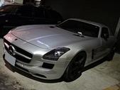 M-Benz SLS AMG 6.3 V8: