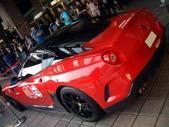 Ferrari 599 GTO 6.0 V12 Ferrari 5th Rally Taiwan:Ferrari 3rd Rally Taiwan