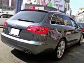 Audi vs MTM:S6 (C6) Avant