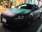 Audi vs MTM:TT 2.0 TFSI