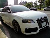 Audi vs MTM:A4 Avant S4