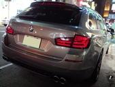 BMW vs M POWER:5 Series Touring