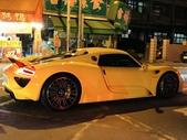 Porsche 918 Spyder 4.6 V8 Hybrid: