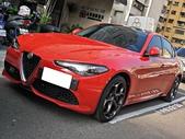Alfa Romeo Giulia 2.0T I4 Q4 Veloce: