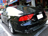 Audi vs MTM:S7 Sportback