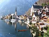 風景:全世界最幸福的湖畔小鎮 人間仙境 哈修塔特1  風景秀麗的