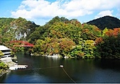 風景:日本廣島紅葉繽紛~看世界上最大的杓子!6.jpg