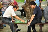 2009台中上菜食全食美:下棋的老人