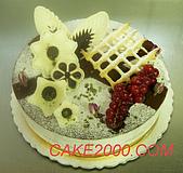 哈尼販售的蛋糕:提拉米蘇
