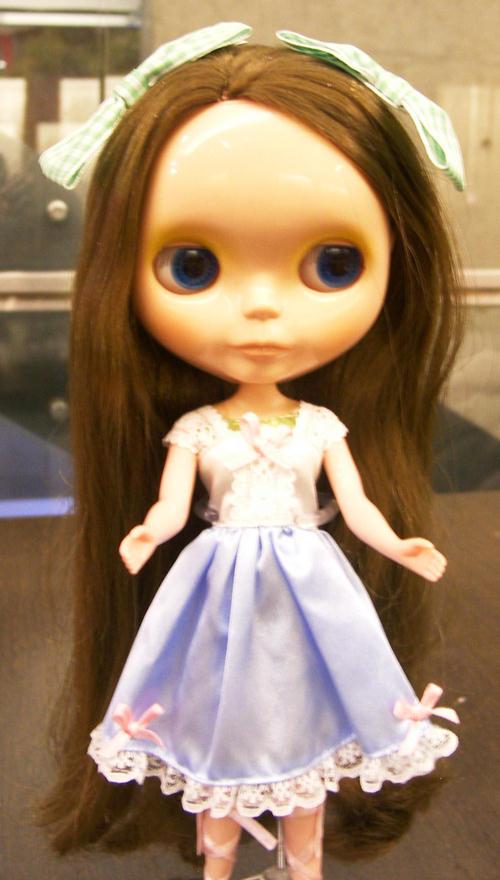 2006 Blythe女兒 小布生活趣事:莎加氣質