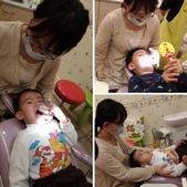 103/3/7,2歲2個多月,幼幼弟弟第一次看牙醫:相簿封面