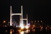晨昏夜景:重陽橋夜景