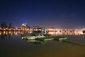晨昏夜景:大稻埕碼頭