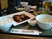 日本東北十和田湖 - 大阪 21 Oct - 4 Nov 2006:炆牛舌定食 ¥1470