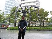 日本東北十和田湖 - 大阪 21 Oct - 4 Nov 2006:六本木 Hill