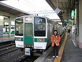 日本東北十和田湖 - 大阪 21 Oct - 4 Nov 2006:DAY 4 24-10-2006 東京→仙台 (東北新幹線) 約 1小時40分
