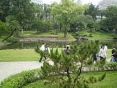 國內外旅遊:賓館日本式庭園