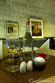 2018不思議之克、斯、義秘境歐遊記(6~1)--四星級 Hotel Jama 意外訪客驚魂記:10●在氣氛這麼美的餐廳用餐,肯定要舉杯同歡!.JPG