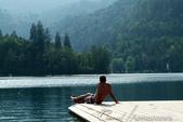 2018不思議之克、斯、義秘境歐遊記(6~4)--閃耀綠寶石光芒的布雷得湖 Lake Bled 與高:33●詩情畫意的湖畔風光.JPG