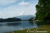 2018不思議之克、斯、義秘境歐遊記(6~4)--閃耀綠寶石光芒的布雷得湖 Lake Bled 與高:32●詩情畫意的湖畔風光.JPG