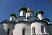 2018印象翻轉的俄羅斯奇幻之旅(5-1)--光明與誨暗層經在此併存的聖艾烏非米夫斯基救世主修道院:31●金色與綠色,非常有特色的屋頂配色.JPG