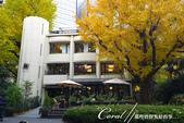 紅葉飄飄15日東京自由行--日比谷公園 :32●位於園區內的松本樓,是一家有100年歷史的法國餐廳,與近代中國歷史頗有淵源.JPG