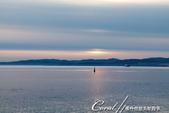 2018加拿大四年一度鮭魚洄遊V.S.洛磯山脈國家公園健走趣(6-3)--一號公路紀念碑:06●往公園對面走可飽覽一望無際的Juan de Fuca海峽,據說天氣好時,還可以隔著海峽望見對岸的美國領土──華盛頓州.JPG