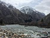 2019Amazing!穿越古絲路上的中亞五國之旅(6-1)--吉爾吉斯斯坦之阿拉阿查國家公園:08●據說花點時間沿著河川繼續往上探索,可以前往冰川冒險.JPG