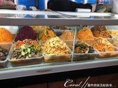 2019Amazing!穿越古絲路上的中亞五國之旅(6-3)--吉爾吉斯斯坦之Osh Bazaar:16●各種沙拉與熟食菜餚,光用看的都胃口大開.jpg