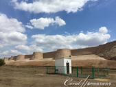 2019Amazing!穿越古絲路上的中亞五國之旅(9-1)--烏茲別克斯坦之希瓦Khiva古城印象:12●數百年以前,中亞的人們這麼說:「我願以兩袋黃金,求看一眼希瓦Khiva」.JPG