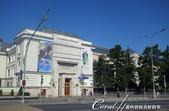 2018印象翻轉的俄羅斯奇幻之旅(2-4)--宮廷超市與杜蘭朵餐廳接連而來的華麗轟炸:02●位於基督救世主大教堂對面的普希金博物館,收藏了歐洲著名的雕塑和繪畫超過64萬件,是俄羅斯收藏外國美術作品