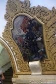 2018印象翻轉的俄羅斯奇幻之旅(3-1)--目眩神迷在宛如藝術殿堂的莫斯科地鐵站:20●第四站是有列寧的肖像畫的Ки́евская Kievskaya (基輔站).JPG