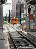 2017初夏14日自由行:●已經100多歲的阪堺電車是大阪唯一僅存的路面電車.JPG