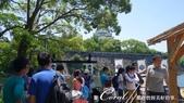 2017初夏14日自由行:●乘船碼頭上的遊客眾多,出乎意料之外.JPG