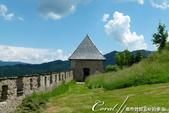 2018不思議之克、斯、義秘境歐遊記(9)--霍恩斯特維茨城堡 Burg Hochosterwitz:32●古代對鎮守堡壘有重要功能的防哨站,如今是兼具發思古悠情及乘涼遮陽的觀景點.JPG