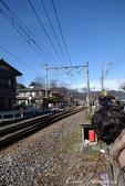 秩父鐵道SL蒸汽老火車:SL蒸汽老火車,高分貝「呼呼!頃嗆!頃嗆!」地從我眼前經過01.JPG