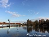 紅葉飄飄15日東京自由行--水光雲影、秋色無邊的水元公園:21●渾然天成的風光,不必特意尋找拍攝角度及特效,手舉起來,對準鏡頭,張張都是屬於自己的經典畫面.JPG