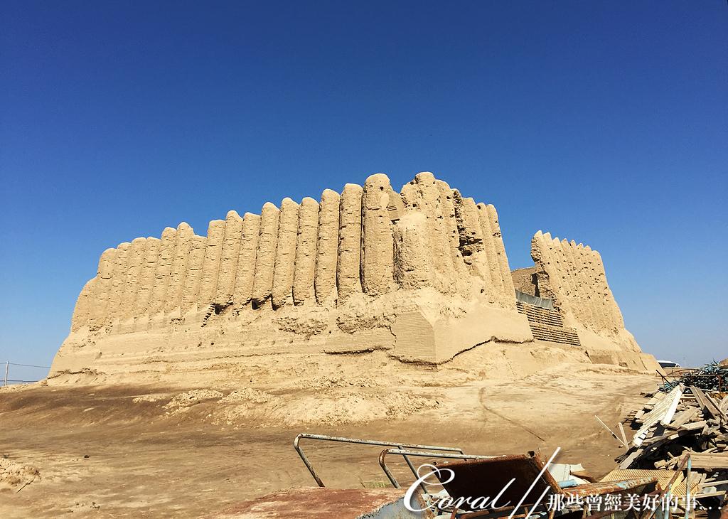 2019Amazing!穿越古絲路上的中亞五國之旅(12-1)--土庫曼斯坦之傳說中的默伏古城:01●在尚未被蒙古大軍摧毀前,位於古絲路上的綠洲名城──默伏Merv,曾是世界上最大的城市之一.JPG